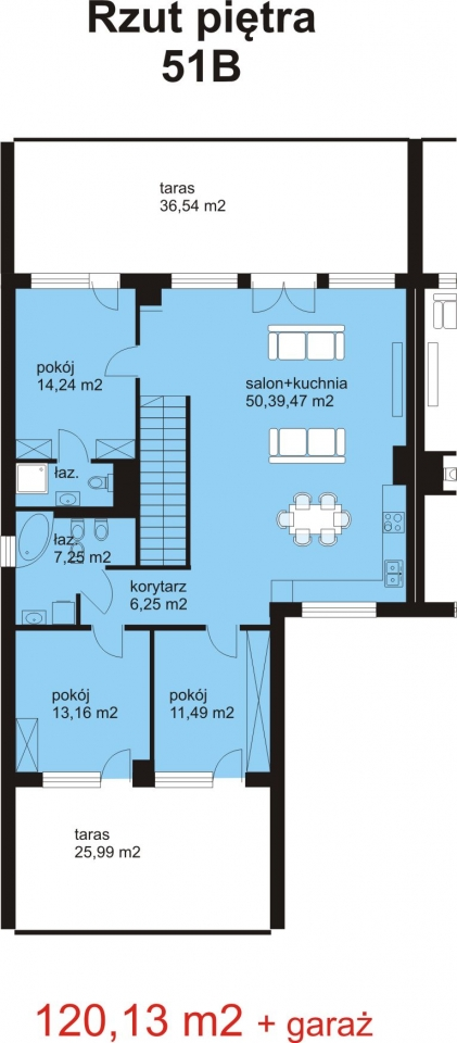 Mieszkanie 51B