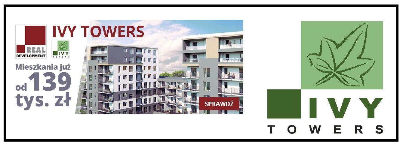 Niezwykle funkcjonalne układy mieszkań na IVY TOWERS już na Was czekają.
