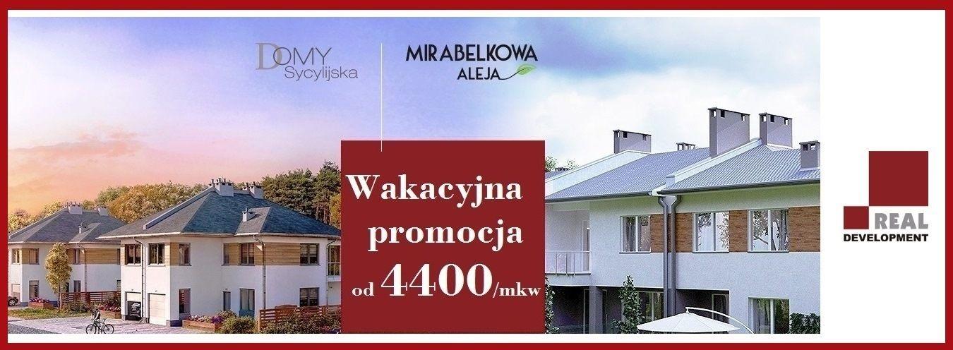 WAKACYJNA PROMOCJA - MIESZKANIA OD 4400/mkw
