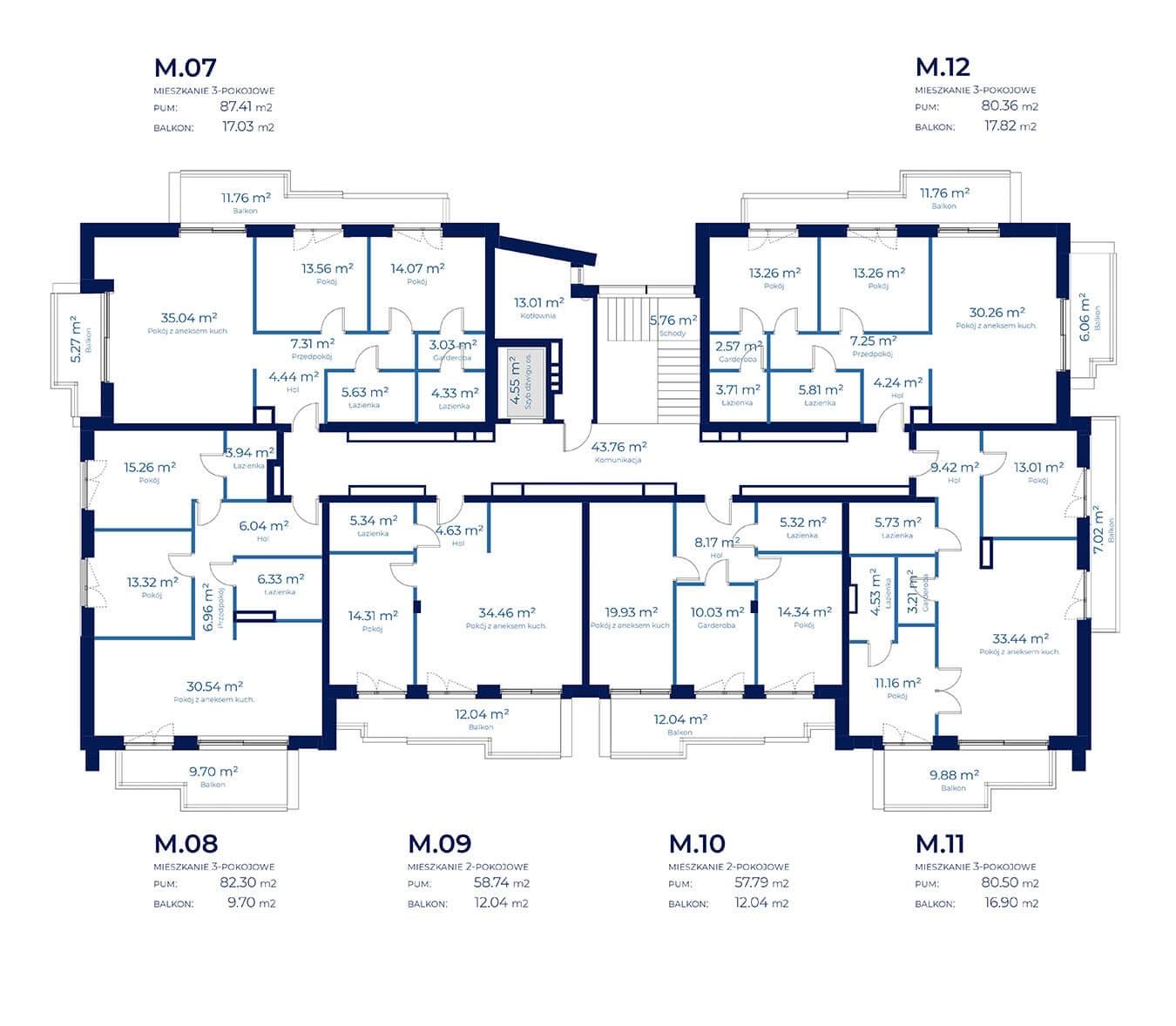 Hygge House - Piętro 1