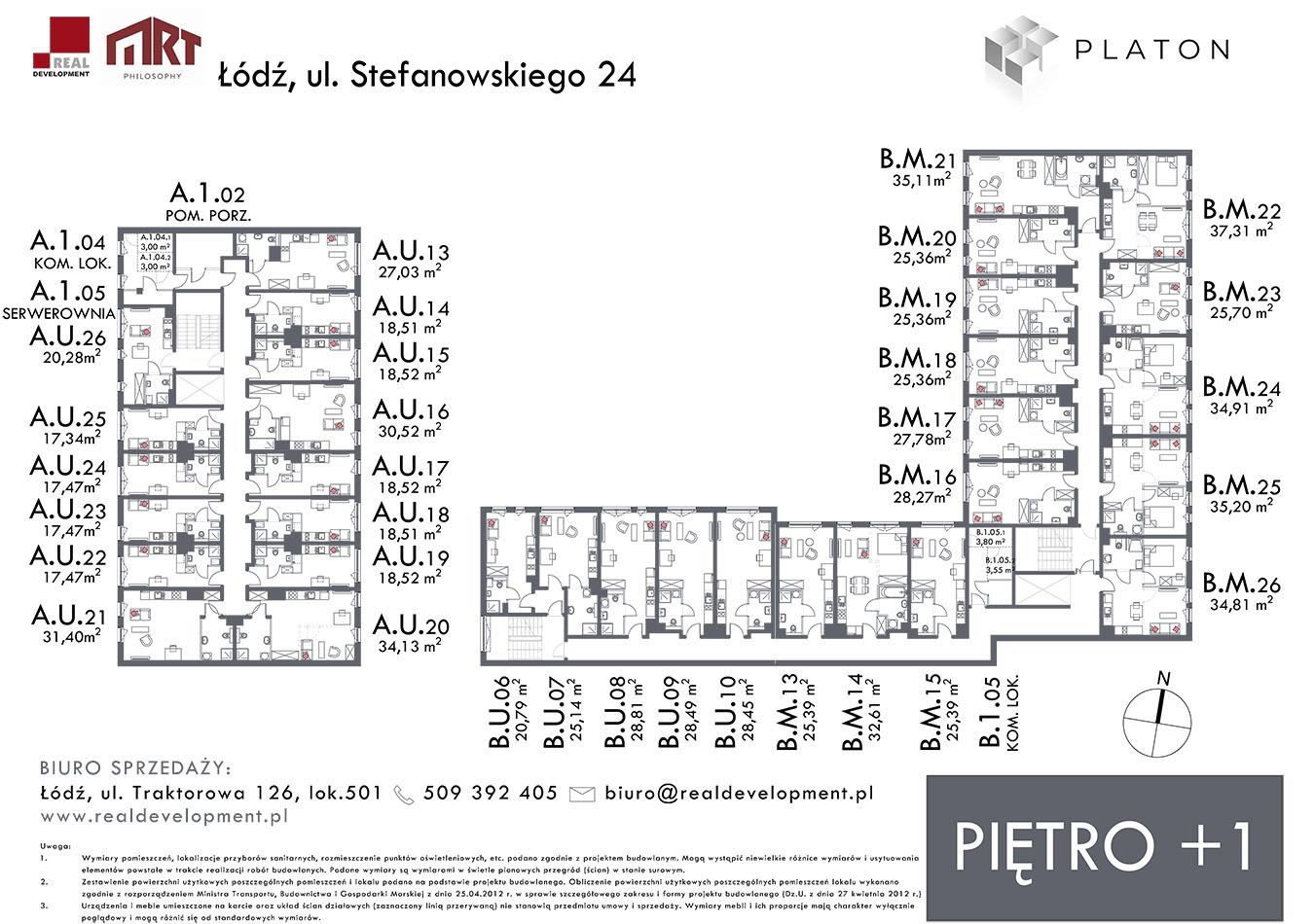 Platon - Piętro 1