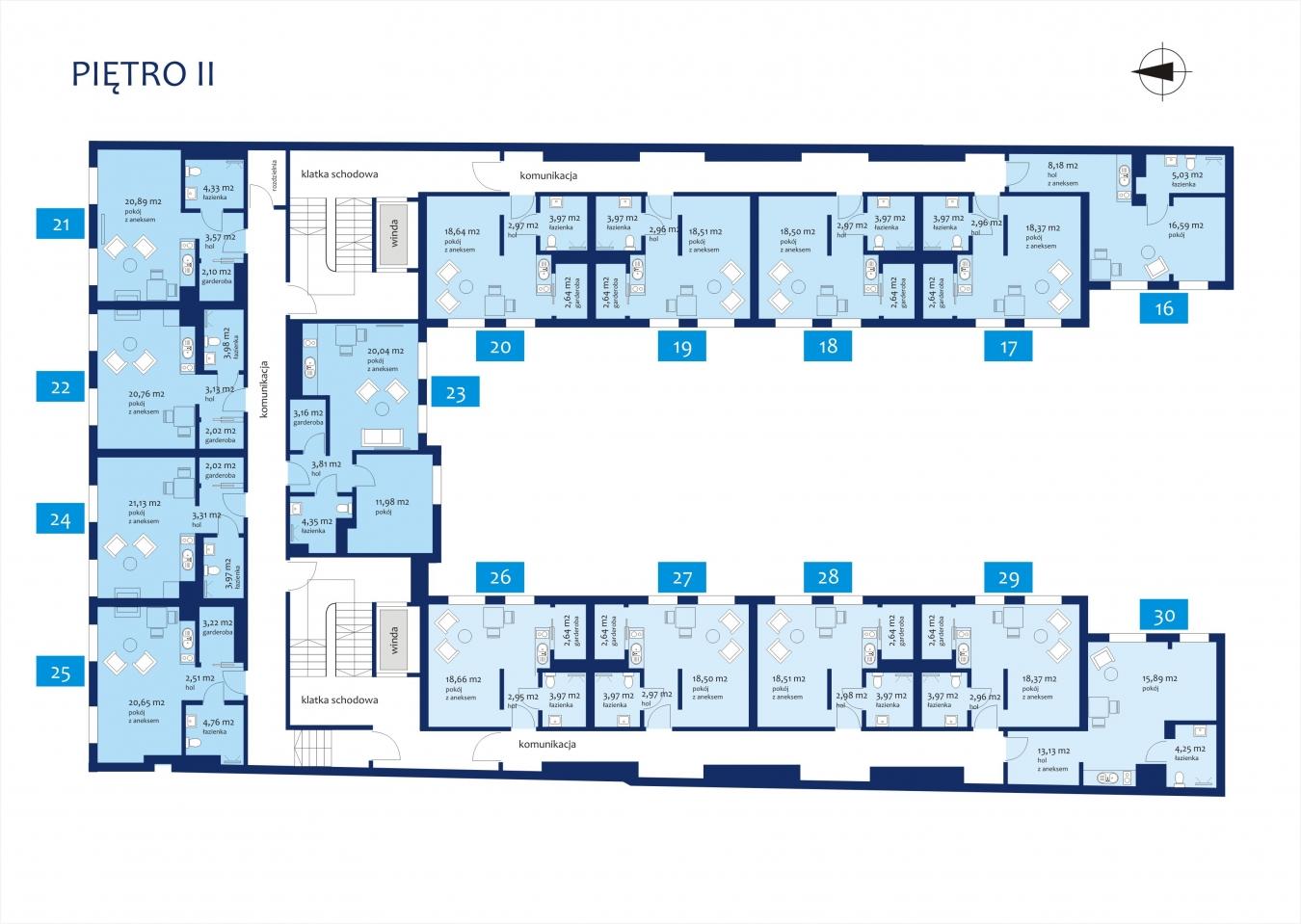 N23 - Piętro 2