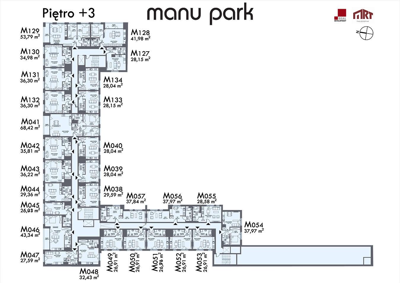 MANU PARK - Piętro 3
