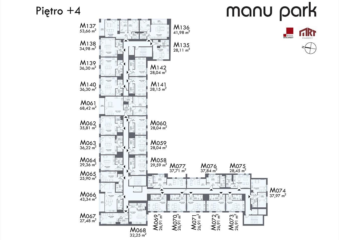 MANU PARK - Piętro 4