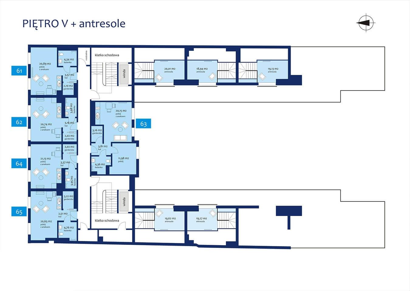 N23 - Piętro 5