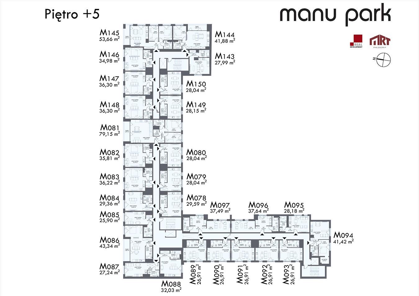 MANU PARK - Piętro 5