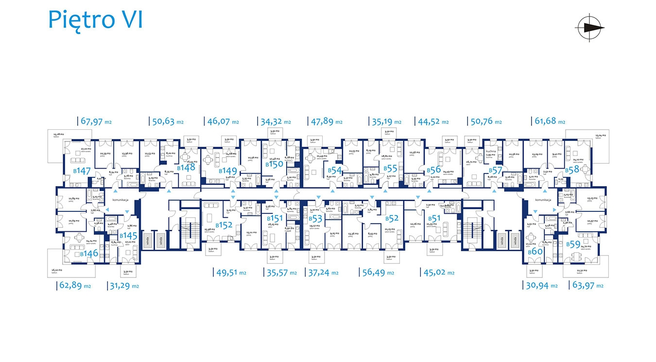 NEOPOLIS - Budynek B - Piętro 6