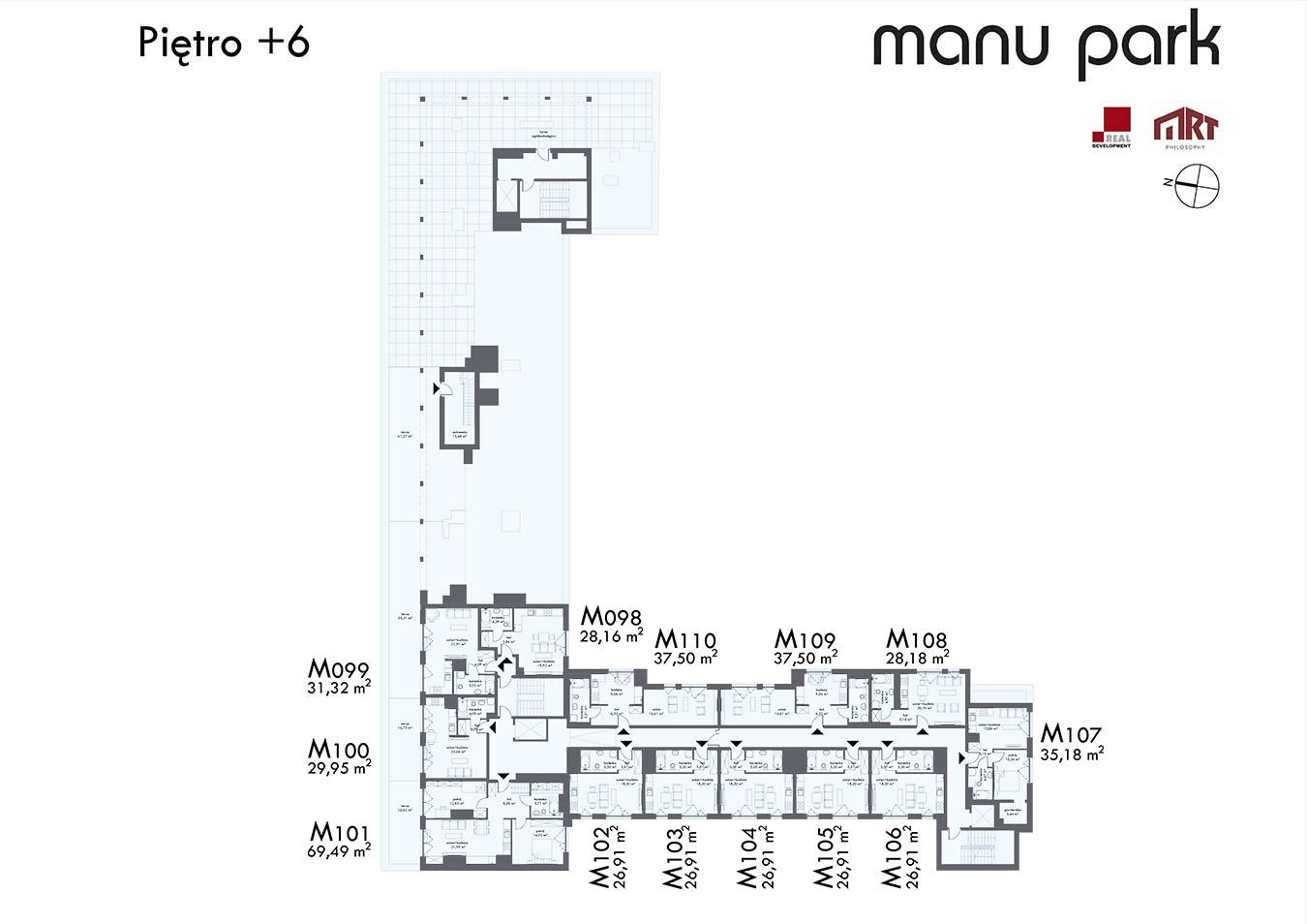 MANU PARK - Piętro 6