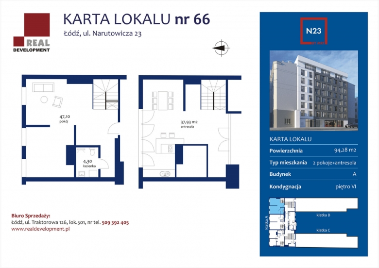 Mieszkanie 66