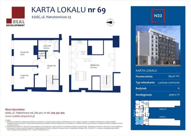 Mieszkanie 69