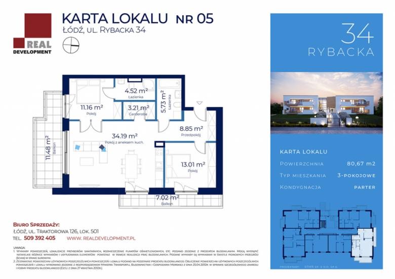 Mieszkanie M.05