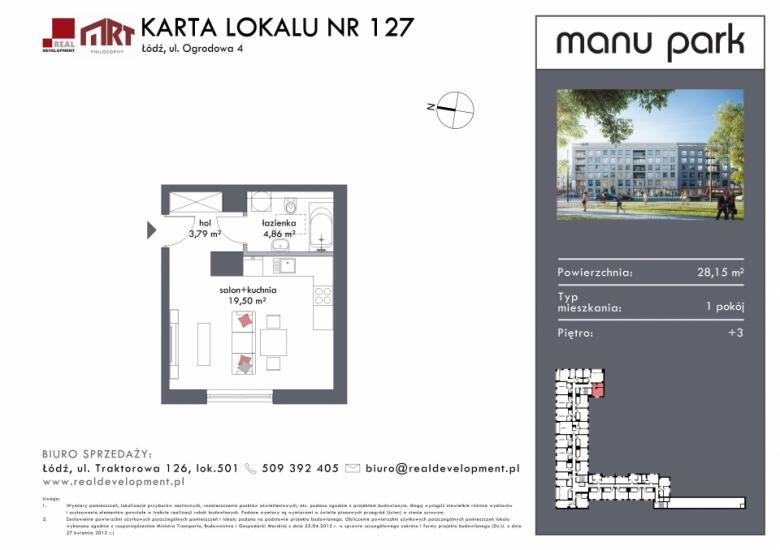 Mieszkanie M127