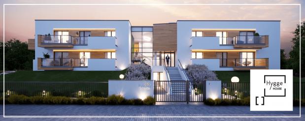 HYGGE HOUSE- nowa inwestycja w Łagiewnikach już w sprzedaży.