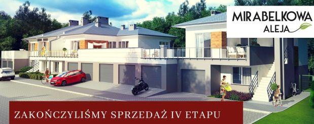 Zakończenie sprzedaży IV ETAPU Mirabelkowej Alei